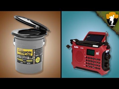 FEMA Emergency Kit Breakdown + BONUS Items (2020)