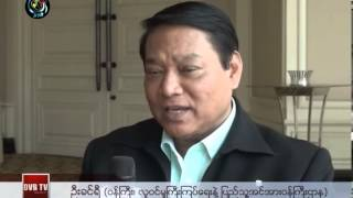 Interview with U Khin Ye 20141003