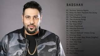 Best of Badshah Latest and Top Songs Jukebox 2017