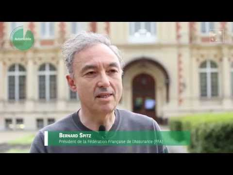 Bernard Spitz témoigne sur la voiture connectée et la voiture autonome