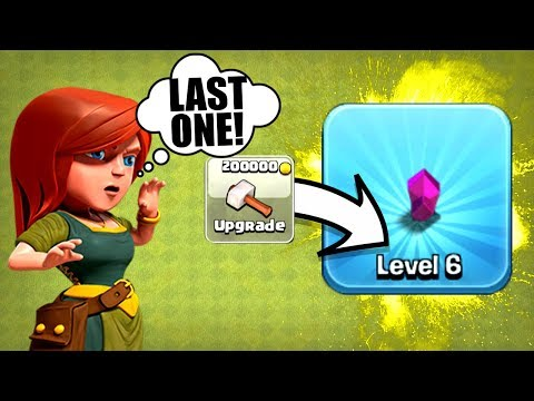 MISSION COMPLETE!! - Clash Of Clans - WALL LEVEL COMPLETED!!