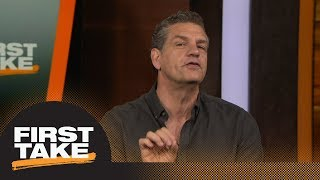 Mike Golic doesn't buy Terry Rozier saying Celtics 'needed' to get butts whooped   First Take   ESPN
