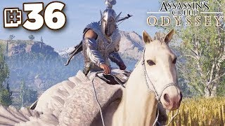 THE FLYING PHOBOS!!! - Assassin's Creed Odyssey | Part 36 || FULL PLAYTHROUGH (PS4) HD
