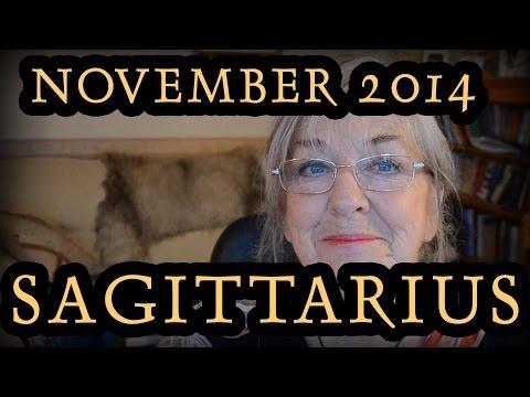 Sagittarius Horoscope For November 2014