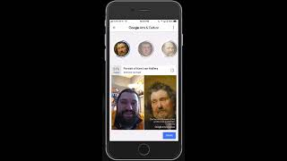 Google Arts & Culture - Is your portrait in a museum?