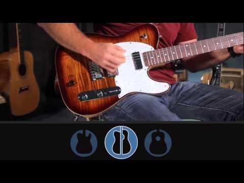 hybrid 55 guitar playing