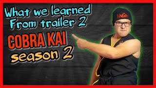 What We Can Learn From Cobra Kai Season 2 Trailer 2