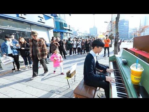 어느 남학생의 미친 속주에 모두 경악.. 피아노 배틀 실사판 ㅎㄷㄷ