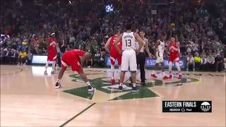 2019 NBA Playoffs Conference Finals Game 5 Highlight Commentary