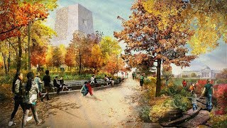 Watch Live: Obama Presidential Center Public Meeting