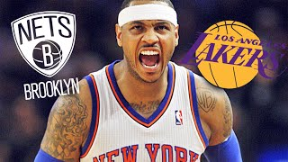 How Carmelo Anthony's reps 'AGGRESSIVELY' fighting negative perception   House Of Bounce