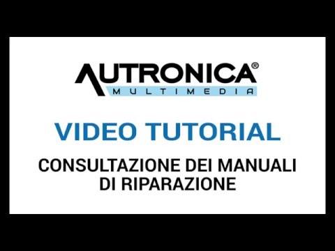 Autronica Multimedia: consultazione manuali di riparazione