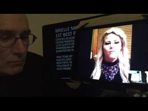 54 - Michael Cole Facebook Live - Brielle Nicholson 150 Referrals on Facebook