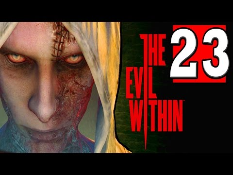 The Evil Within Walkthrough Part 23 Chapter 10 THE CRAFTSMANS TOOLS PS4 XBOX PC [HD]