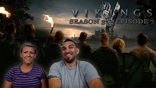 Vikings Season 3 Episode 7 'Paris' REACTION!!