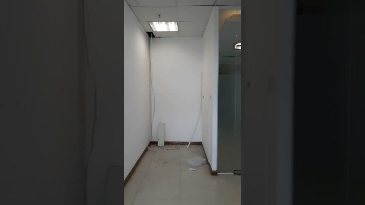 CC cho thuê văn phòng 33 - 40m2 tại N07 Thanh Bình - Thành Thái. VP đẹp nhiều ánh sáng tự nhiên video