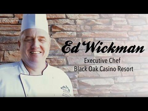 Ed Wickman - Black Oak Casino Resort