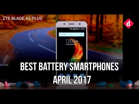 Best Smartphones with Big Battery Life (April 2017) | Digit.in