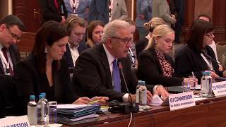 Commissioner AVRAMOPOULOS for the EU-Western Balkan Justice and Home Affairs Ministerial meeting