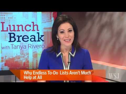 """Steve McClatchy on Wall Street Journal TV with Tanya Rivero  