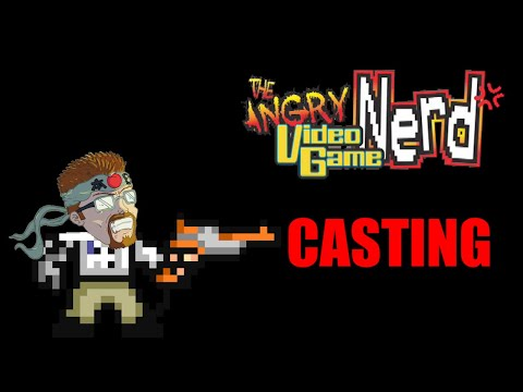 Casting Angry Video Game Nerd Fandub