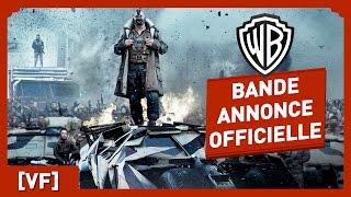 Batman : the dark knight rises :  bande-annonce VF