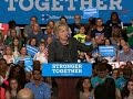 AP-Clinton: I have clear vision for US economy