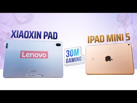 iPad Mini 5 vs. Xiaoxin Pad Pro 🔵 30M Gaming S3 #22 - Tablet chơi game TỐT NHẤT dưới 10 triệu?