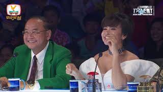 Cambodia's Got Talent Season 2   Live Semi Final   Week 3 - ក្រុមរាំ Y2
