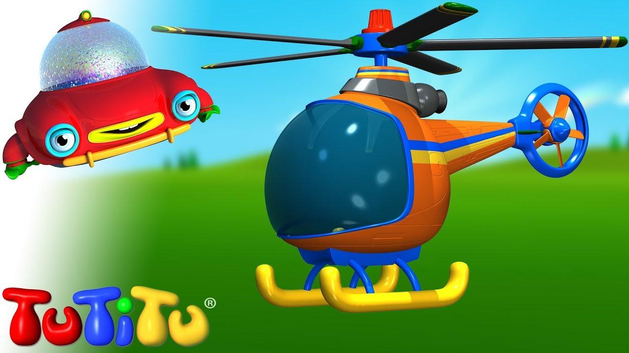 Tutitu Toys Helicopter Youtube