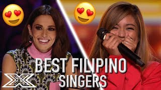 BEST Filipino Singers On The X Factor   X Factor Global