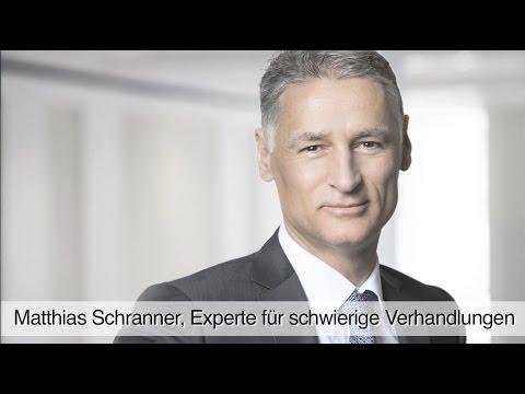 Referent Matthias Schranner - DE