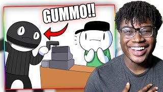 SHOT ON THE JOB! | TheOdd1sOut: Annoying Customers Reaction!