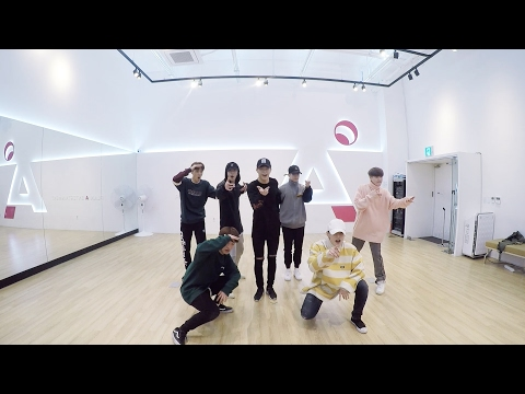 VICTON 빅톤 'The Chemistry' 안무 연습 영상(Dance Practice)