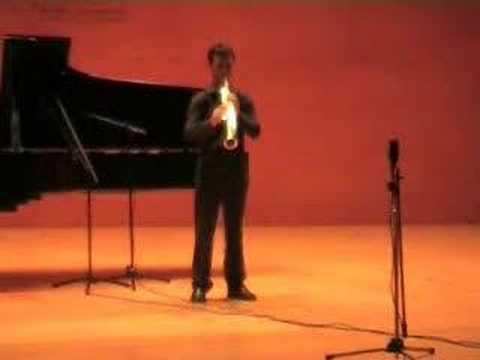 Sequenza 7b saxofon soprano-Luciano Berio