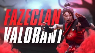 Introducing FaZe Clan's Valorant Team