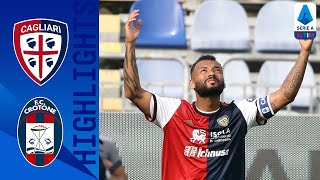 Cagliari 4-2 Crotone | Simeone & Joao Pedro Seal Second Consecutive Win for Cagliari! | Serie A TIM