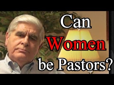 Can Women be Pastors? - Dr. Alan Cairns