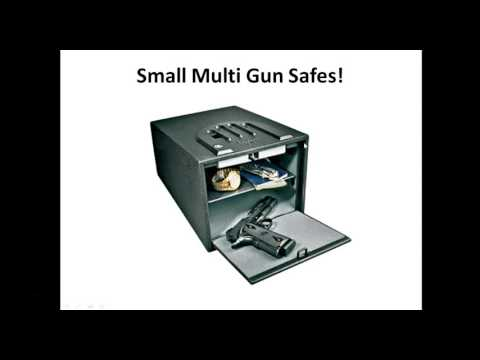 How To Choose The Best Gun Safe!