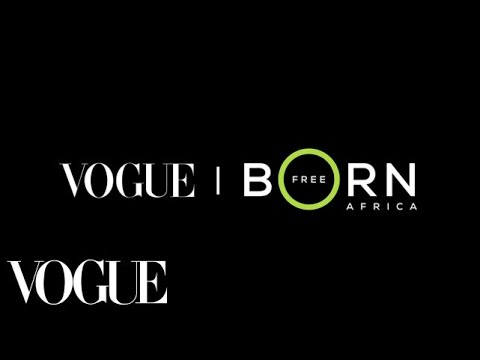 Born Free Africa --Eliminating The Transmission Of HIV From Mother To Child --Vogue's New Series - Smashpipe Nonprofit