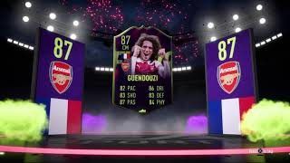 OMG I PACKED FUT FUTURE STAR ON Jumbo premium Gold pack!!! Wow fifa 19