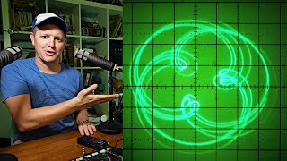 Oscilloscope Music - (Drawing with Sound) - Smarter Every Day 224