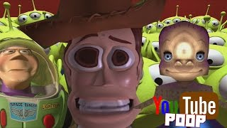 (Bad Video) [YTP] Woody and the Hunt for Grammar Textbooks