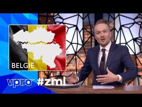 """Zondag met Lubach: """"Belgie"""""""