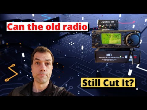 Let's Play Radio - ICOM IC-706MKII, Signalink and DX Commander