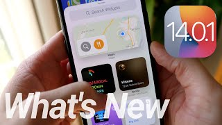 iOS 14.0.1 & watchOS 7.0.1 Released! What's New?