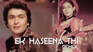 Ek Haseena Thi (Remix) – Karz – DJ Abhijit Video HD
