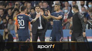 Ärger bei Messi-Auswechslung | SPORT1 - DER TAG