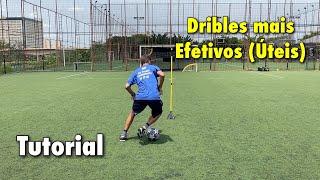 Tutorial: Dribles Efetivos no futebol