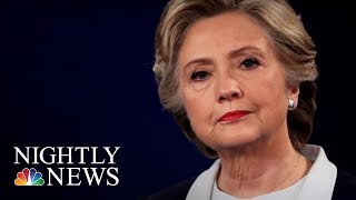 Former Attorney General Loretta Lynch Speaks Out | NBC Nightly News
